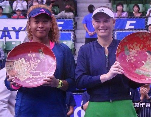 東レ パン・パシフィックオープン・テニス 決勝 大坂なおみが敗退 準優勝