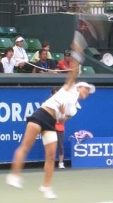 田中真梨 東レ パン・パシフィック・オープン・テニス