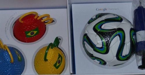 ブラジルワールドカップの応援グッズ、カシローラ(Caxirola)