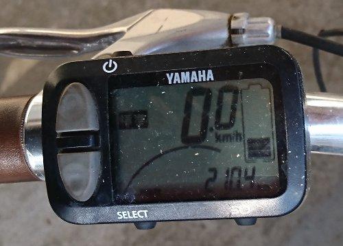 ヤマハのスポーツタイプの電動アシスト自転車 PAS VIENTA5 PA26Vが購入してから2年になりました