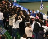 全日本テニス選手権 クルム伊達公子 サイン