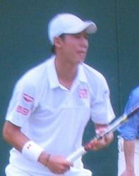 ウインブルドンテニス シングルス2回戦 錦織圭 勝利