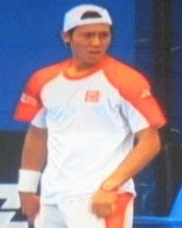 錦織圭 全豪オープンテニス 1回戦