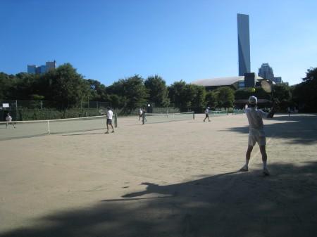 有明 テニスの森