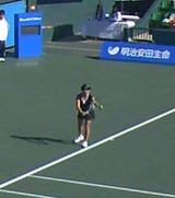 奈良くるみ 日本選手権 テニス
