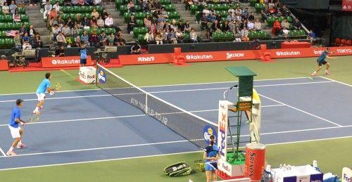楽天・ジャパン・オープン・テニス ブライアン兄弟