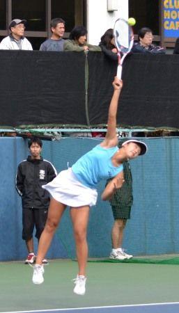 石津幸恵 ニッケ全日本テニス選手権