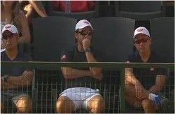 テニスのジュネーブ・オープンのシングルス2回戦で錦織圭が勝利