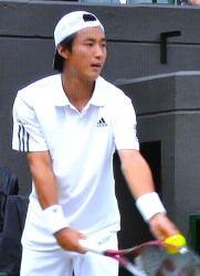 ウィンブルドン テニス シングルス2回戦 添田が敗退