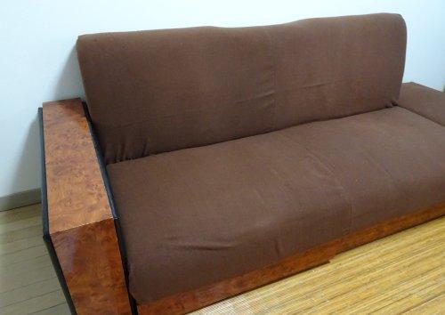 ソファーベッドを張り替え ネットでMAXのミニタッカを購入