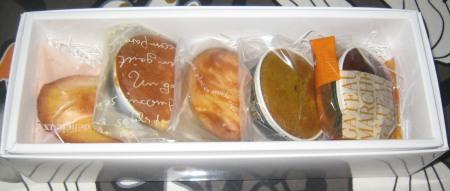 北海道ホテルの焼き菓子