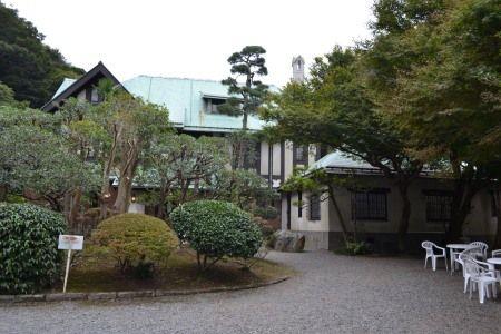 鎌倉 旧華頂宮邸 秋の施設公開