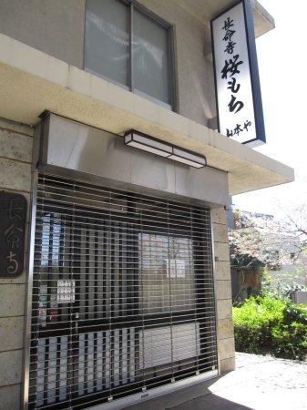 隅田川の桜祭り、長命寺の桜餅、