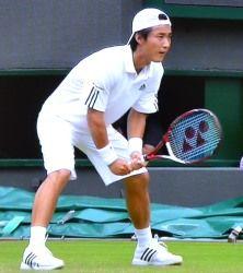ウィンブルドン テニス シングルス2回戦 添田豪が敗退