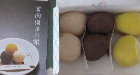 隅田川の桜祭り、言問い団子