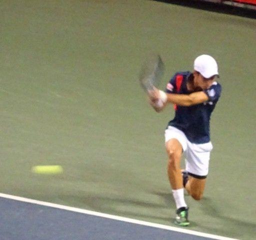 全日本テニス選手権 決勝 綿貫陽介が内山靖崇に勝ち優勝