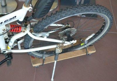レインボーブリッジ 自転車の台車