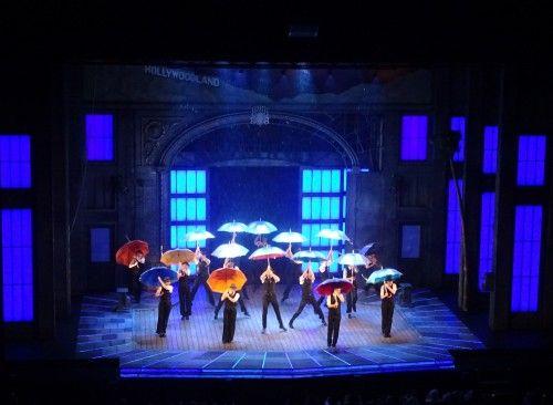 「SINGIN' IN THE RAIN 〜雨に唄えば」アダム・クーパー特別来日講演 東急シアターオーブ
