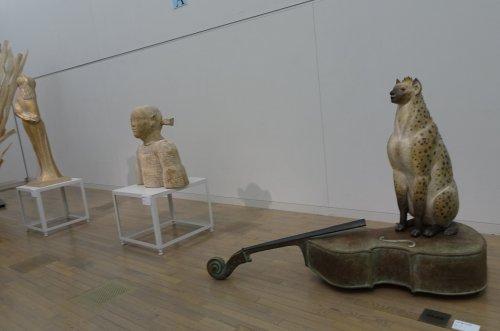 国立新美術館で開催中の二科展へ行ってきました