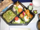 ヴァージンアトランティック航空 の機内食