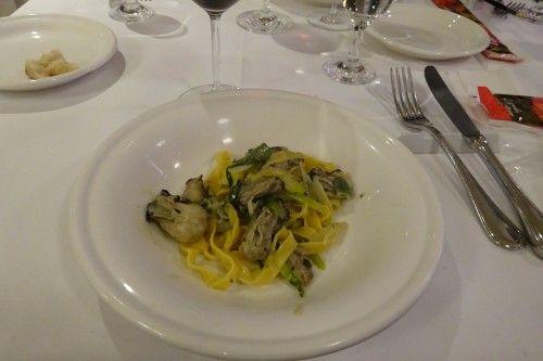 料理 イタリアンレストラン ラ テンダロッサ 横浜馬車道