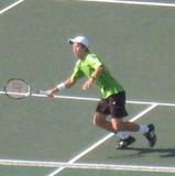 錦織圭対ガスケ戦 2008ジャオパンオープン
