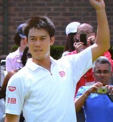 ウィンブルドン テニス シングルス一回戦 錦織圭が勝利
