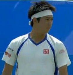 錦織圭がイギリスのエイゴン国際テニスで準決勝で敗退