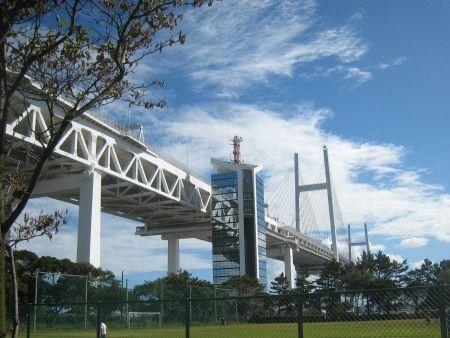 大黒埠頭 横浜スカイウォーク・スカイタワー