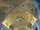 ヴァチカン博物館 天井画