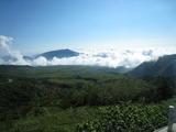 高原バスからの景色