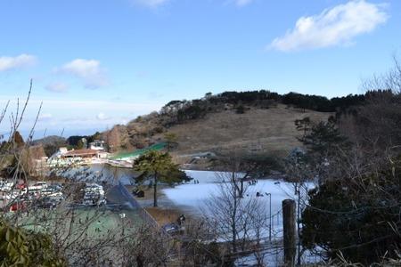 六甲山 スキー場