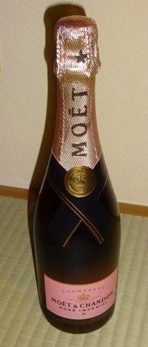 シャンパンのモエシャン