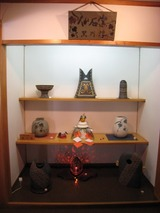 箱根の仙石窯の作品