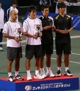全日本テニス選手権 男子ダブルス決勝