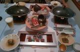 ホテルグランメール山海荘の食事