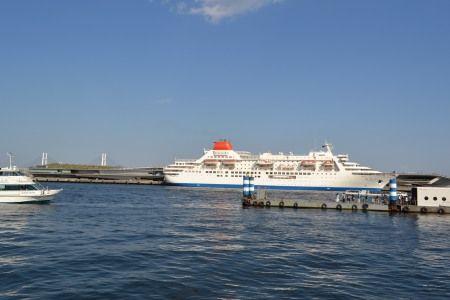 横浜赤レンガ倉庫  港
