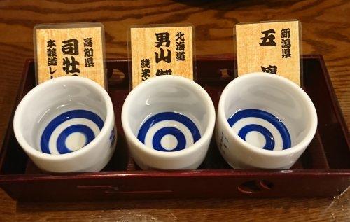 河岸番外地 神田鎌倉橋店 地酒飲み放題コース