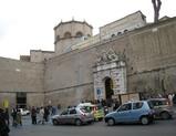 ヴァチカン博物館入口