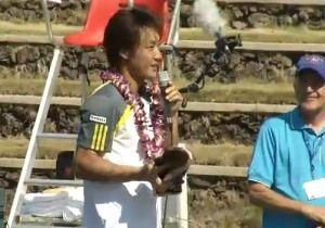 マウイチャレンジャーのシングルス 添田豪が優勝
