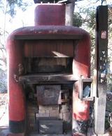 箱根 アルベルゴバンブーの薪窯
