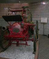 ペルー蒸気消防馬車