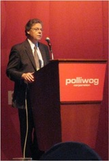 polliwogセミナー Dr.Andreas Cangellaris