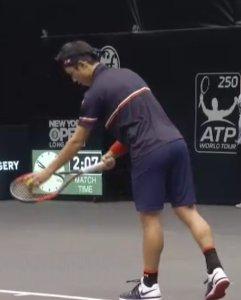錦織圭 ATPツアー復帰初戦のニューヨークオープン準決勝で敗退