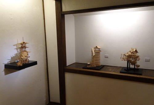 『藤田朋一個展「城の男」The Man in the Castle』ギャラリー マルヒ