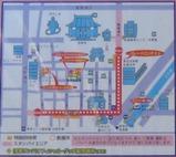 浅草サンバカーニバル 地図