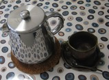 ikeyaで買った紅茶ポット