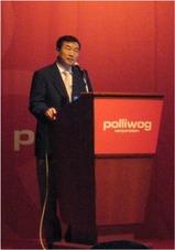 polliwogセミナー CTO Mr.MyongGyou Jin