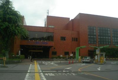 大蔵第二運動場(旧厚生年金スポーツセンター)