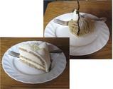 上高地帝国ホテルのケーキ